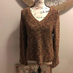 Evan Picone Sweater Large H22